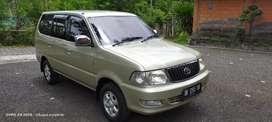 New Kijang LGX 2003 Asli Bali kondisi Super Istimewa TT Avanza Xenia
