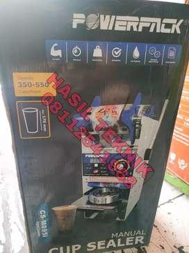CUP SEALER POWERPACK 895i Perhitungan Digital
