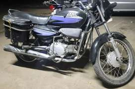 Two wheeler for sale