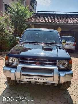 Mitsubishi Pajero SFX 2.8, 2007, Diesel