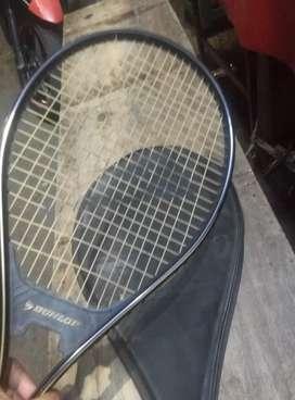 ORIGINAL reket tenis DUNLOP X -20 antik full asli