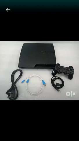 PS3 for sale ok condition less use