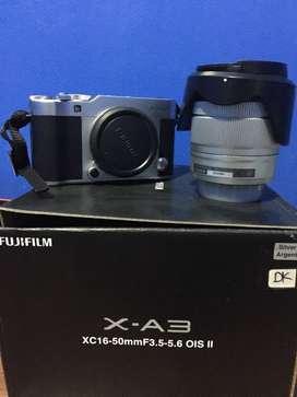 Dijual Fujifilm xa3