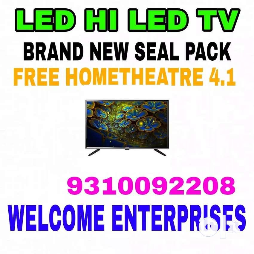 "42"" FULL HD SMART SIRF 14500/- FREE HOMETHEATRE"