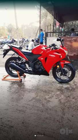 I want 2 sell my cbr250r in mint condition