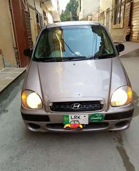 For sale Hyundai santro club 2 digit golden no