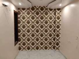 2 bhk semi furnished flat in Uttam nagar
