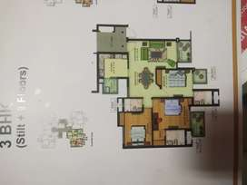 3BHK FLATS ARE AVAILABLE FOR BOOKING IN ANSAL LA REGENCIA