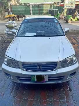 Honda city exi