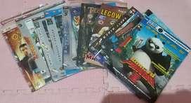 Dijual borongan kaset dvd campur