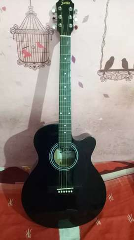 Selling my acoustic guitar.