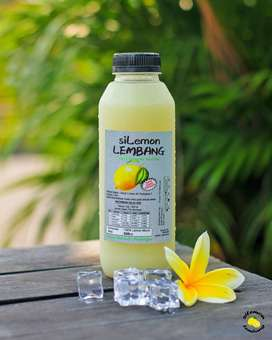 siLemon Lembang 100% sari lemon murni 500ml