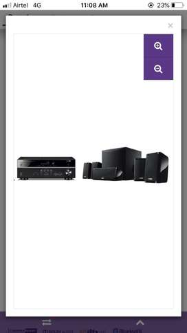 Yamaha home theatre system YHT 3072 IN