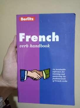 French Verb Handbook Kamus Bahasa Perancis