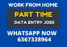 Easy offline DATA ENTRY work  with weekly payment. Earn weekly 10k