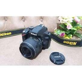 Kamera NIKON D3200 Lensa Kit