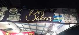 Bakery, restaurants