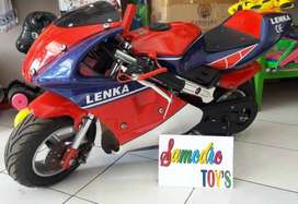 Motor Mini Anak 50cc Sport model GP