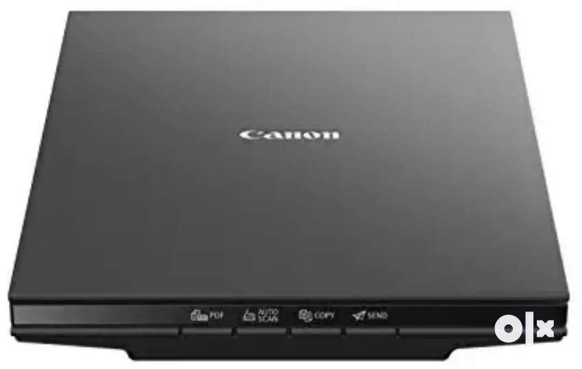 Canon scanner 0