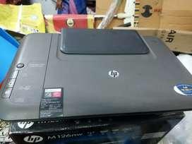 Printer with scaner