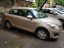 First Owner 2012 Swift Dzire Original Color