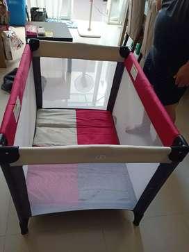Preloved Kasur Bayi Box Bayi Baby Portacot Travelling
