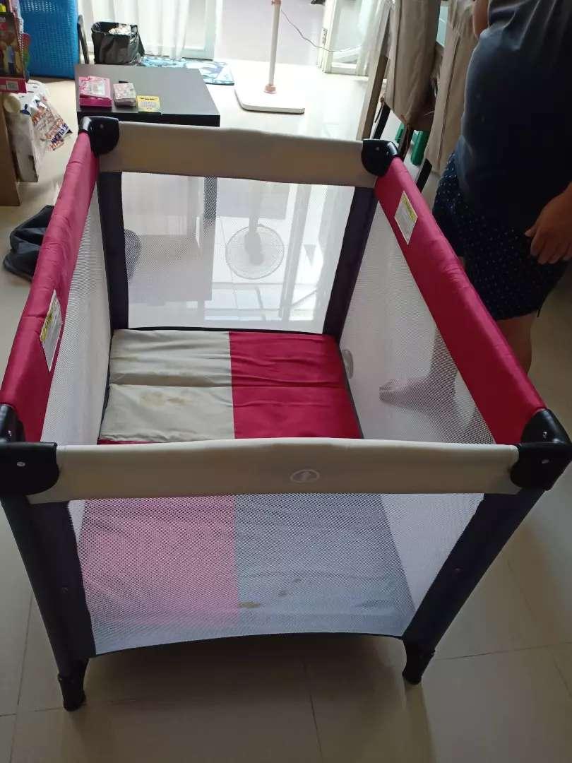 Preloved Kasur Bayi Box Bayi Baby Portacot Travelling 0