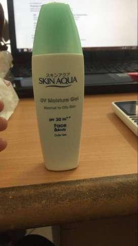 skin aqua uv moisture gel (to oily skin)