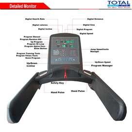 Alat Fitness Murah Treadmill Elektrik TL-26AC