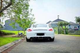 FULL OPT. Porsche Cayman sport chrono 2011 s carrera