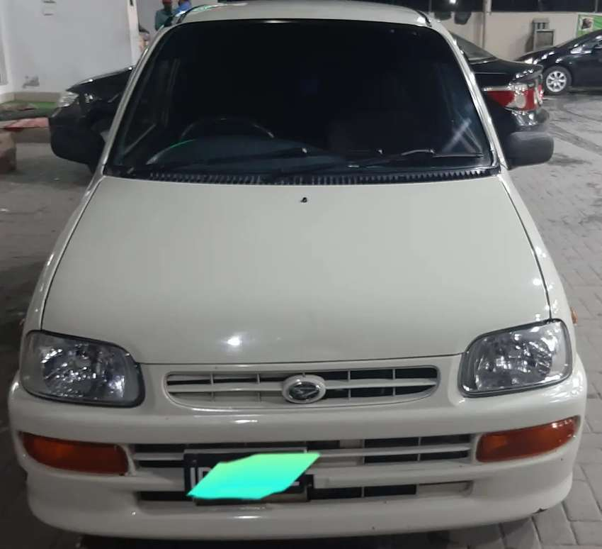 Cuore 2006 model islamabad number 0