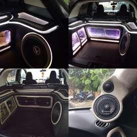 Full sounds system venom Honda Hrv