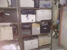 Sacond had printer