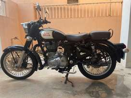 RE classic 350 Black single owner in very good condition