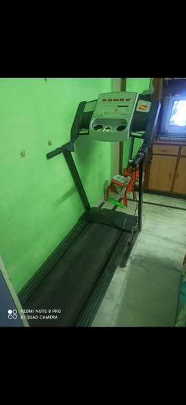 Fully Loaded Fitline Treadmill