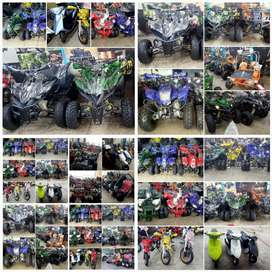 Whole verity of ATV QUAD BIKE in all size and models available 4 sell