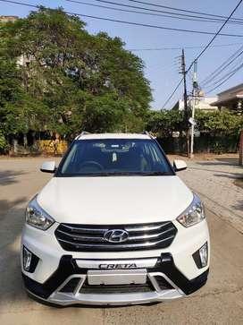 Hyundai Creta 1.4 Base, 2017, Diesel
