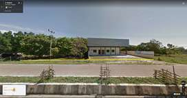 Dijual Tanah dan Bangunan Pinggir Jalan Utama Dekat Bandara Tambolaka