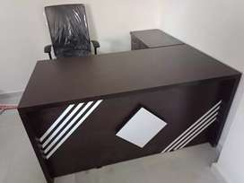 New L Shap office table 5X5