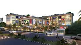 Shop For Sale 12*32 zirakpur On Highway
