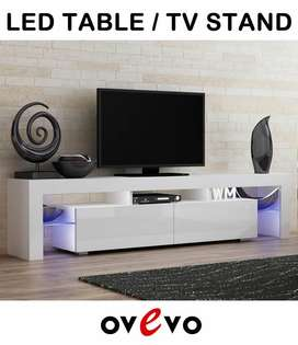 Branded LED stands available with Remote control LED lights