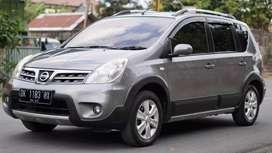 Nissan Livina X Gear Automatic 2012 Low Kilometer Bisa Kredit