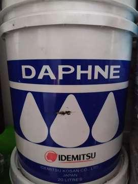 DAPHNE SUPER SCREW  OIL COMPRESSOR