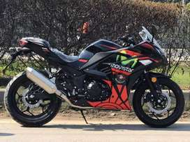 New skyline Air cool  250cc with new look 2020
