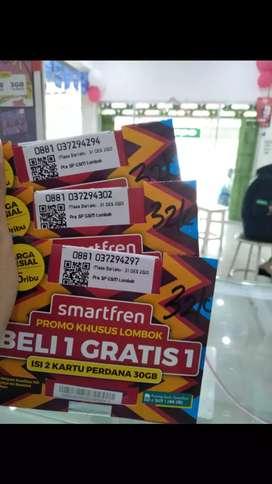 Smartpren Lombok