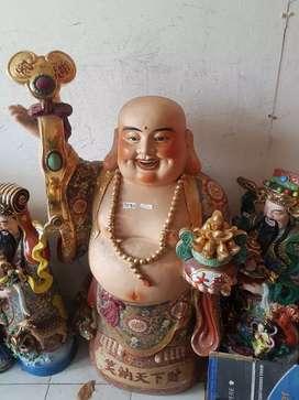 Patung dewa milehu