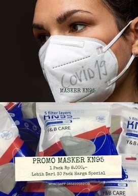Masker Y&B KN95