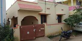 THANGAVELU 4.75 CENT 2 BEDROOM 7 YEARS OLD HOUSE