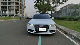 Harga Spesial! Audi A4 1.8 TFSI 2013 Full Orisinil Kondisi Super bagus