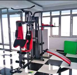 Alat Fitness Home Gym 3 Sisi + Sand Sack Cilacap